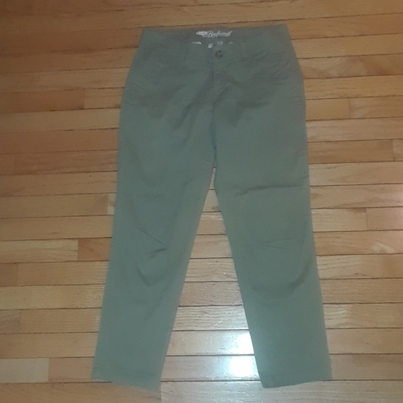 Old Navy Denim - BOYFRIEND Jeans size 4 Old Navy Eomans Khaki green